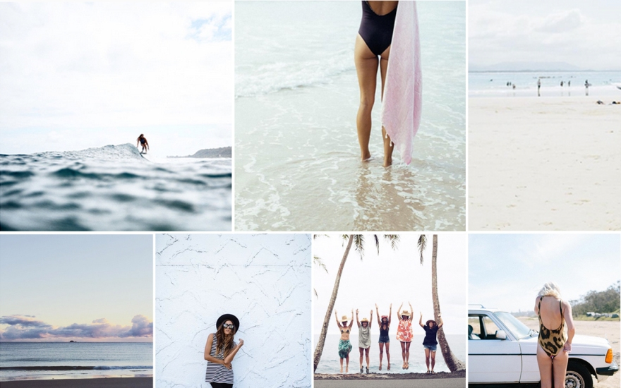 surfgirl, surf style, style blog